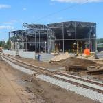 расширение вагонного депо проект