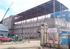 надстройка производственного здания СПб
