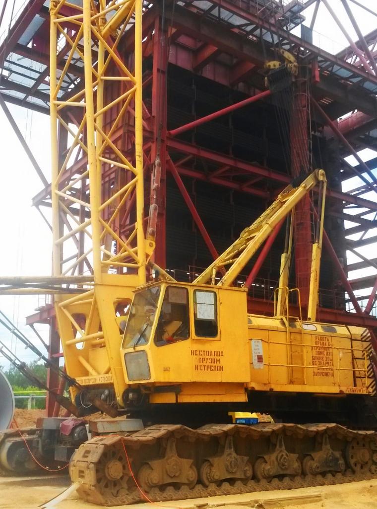 кран КС-8165 до 100 тонн