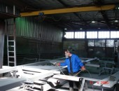 Покрасочные работы на заводе ССК-26