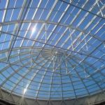 монтаж крыши для Leroy Merlin