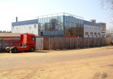 станция техобслуживания Scania